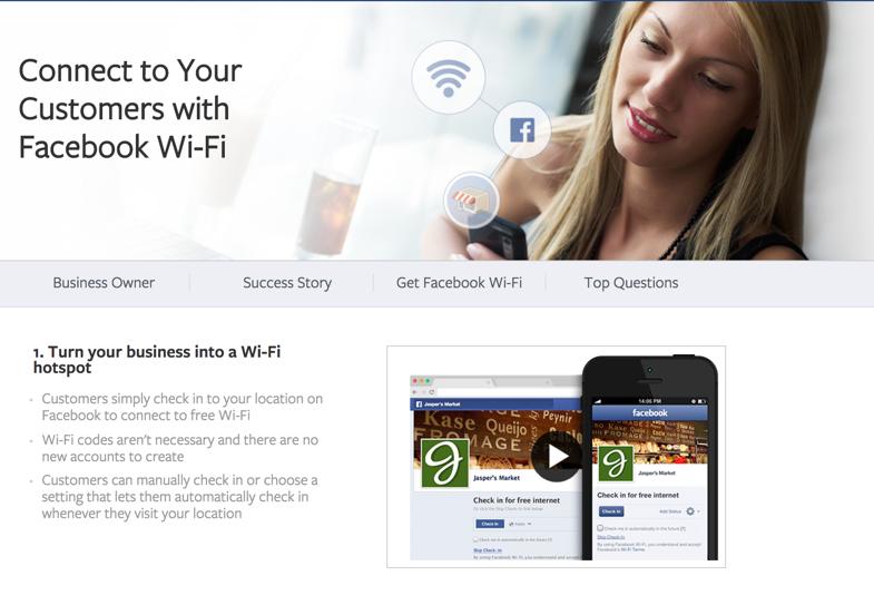 facebook wifi singapore