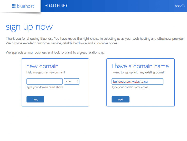 bluehost-signup